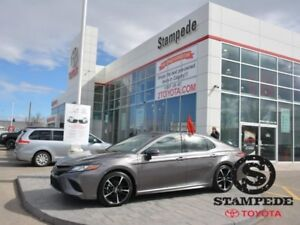 2018 Toyota Camry XSE V6  - Certified