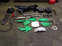 Pitbike/pit bike/mini moto/moped parts