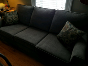 Couch with Queen Bed- Price Dropped to $ 575