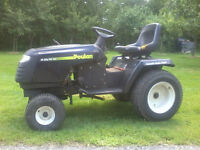 Lawn Tractor trade for stihl or outboard motor