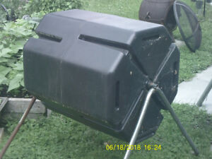 Tumble composter