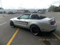 2012 Ford Mustang club america Cabriolet