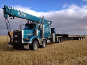 Picker Truck For Hire Strathcona County Edmonton Area image 1