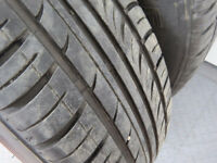 All Season M+S 205/65 R15 Like New