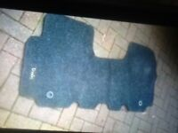 Renault traffic floor mat