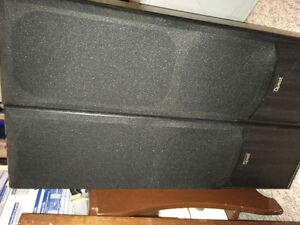Quest Tower speakers ( Like New )