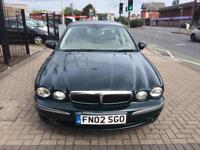 2002 Jaguar X-TYPE 3.0 V6 SE Long Mot 2 Owners Bargain