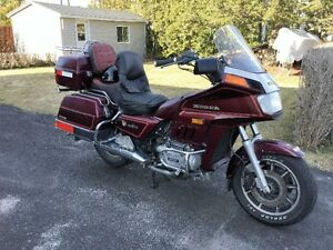 Honda GL1200 Interstate Touring