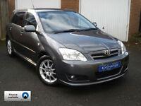 2006 (56) Toyota Corolla 1.6 VVT-i SR 5 Door // FSH 8 Stamps //