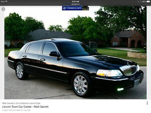 2010 Lincoln Town Car L Sedan (Uber X / Black/Select