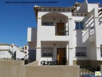 Costa Blanca, 2 bed, South facing, Wi-Fi, English TV, from £500 pm, SM072