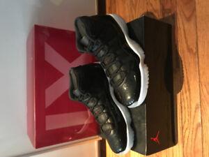 Jordan 11  72-10   Size 10