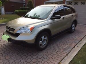 2007 Honda CR-V with 156000 km,