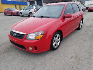 "2008 KIA SPECTRA 5 SX SAFETY AND E-TESTED """"SOLD"""""