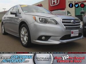 Subaru Legacy CVT | 2.5i | with Touring Pkg | AWD 2017