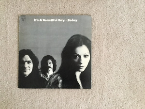 It's a Beautiful Day - Today 33 1/3 RPM vinyl LP