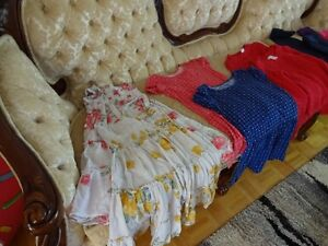 Twin girls' clothing ages 6-7 years West Island Greater Montréal image 3