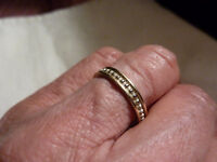 Men's Gold Wedding Band - LOST INVERHURON/KINCARDINE