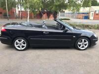 2007 SAAB 9.3 VECTOR 1.9 TID 150 CONVERTIBLE FULL HISTORY CAMBELTED NEW CLUTCH