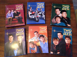 Two and a Half Men - $10 each or all 6 for $50
