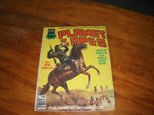 1976 PLANET OF THE APES