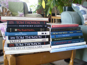 Group of Seven,Bateman and Canadian Art Books Kitchener / Waterloo Kitchener Area image 1