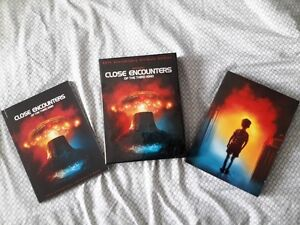 Close Encounters of the Third Kind DVD set Canadian 30th coffret
