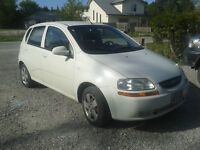 2007 Chevrolet Aveo Hatchback