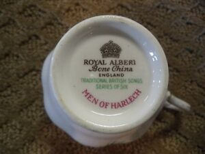 ROYAL ALBERT TEA CUP AND SAUCER Windsor Region Ontario image 4
