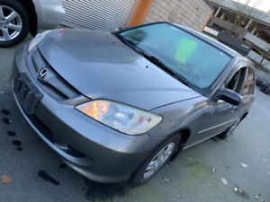 2004 Honda CIVIC SE (7782233906)