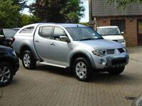 2009 Mitsubishi L200 2.5DI-D 4WD ( lth ) Double Cab Pickup auto Warrior
