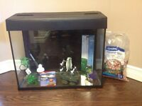 29 litre tank and accessories