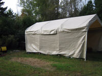 11X20 Car Shelter