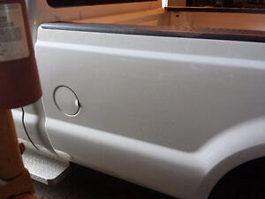 F250 F350 Super Duty Pickup Bed c/w Tailgate Campbell River Comox Valley Area image 4