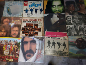 TONES  of RECORDS @COURTICE FLEA MARKET..indeed