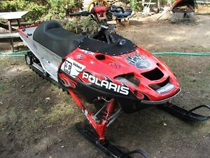 Polaris Snowmobile For Sale Prince George British Columbia image 2