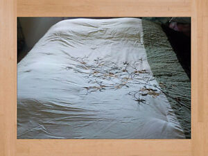 Comforter Bed Cover Queen Size All Season Reversible