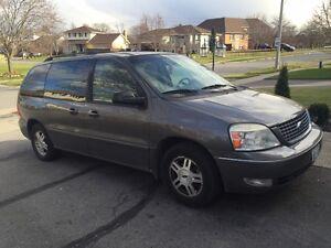 2006 Ford Freestar SEL Minivan, Van