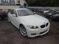 2009 59 BMW 3 SERIES 2.0 320I M SPORT HIGHLINE 2D 168 BHP