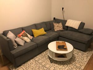 Custom Sectional Couch, Great Condition!