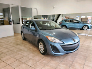 Mazda3 Mazda 3 Automatique Air Climatise 2010 Finance 4995$