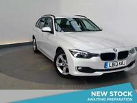 2013 BMW 3 SERIES 316d SE Step Auto GBP3125 Of Extras Sat Nav 1 Owner