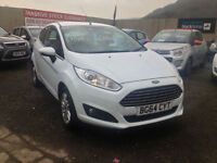 Ford Fiesta 1.25 ( 82ps ) 2014.5MY Zetec