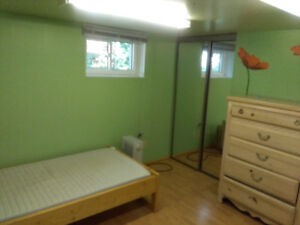 Rooms for rent for female McMaster students/