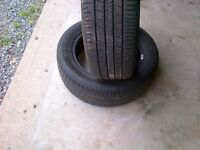 Goodyear Eagle RS-A used tires