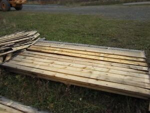 ROUGH KILN DRIED LUMBER