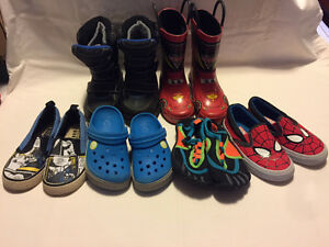 Boys Shoes - Size 8C