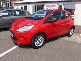 Ford Ka Studio Plus Edition Low Road Tax  Hatchback