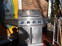 BBQ Stainless Steel - Natural gas