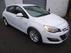 Vauxhall/Opel Astra 1.4i VVT 16v ( 100ps ) 2012.5MY Active
